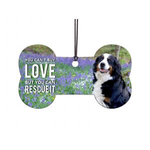 Pet Collection (Rescue) Personalized Hanging Acrylic Print